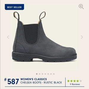 BLUNDSTONE Chelsea boots NWT